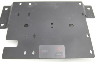 Toyota Tundra 2014+ Non JBL Stock Amp Replacement Rack 1