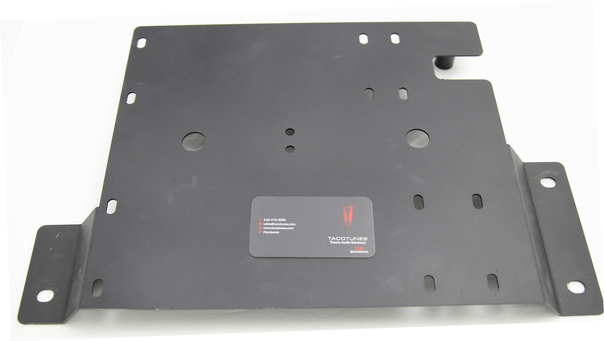 Complete Audio System Designed For 2007 2019 Toyota Tundra Crewmax 2015 Fuse Box Stock Amp Replacement Rack