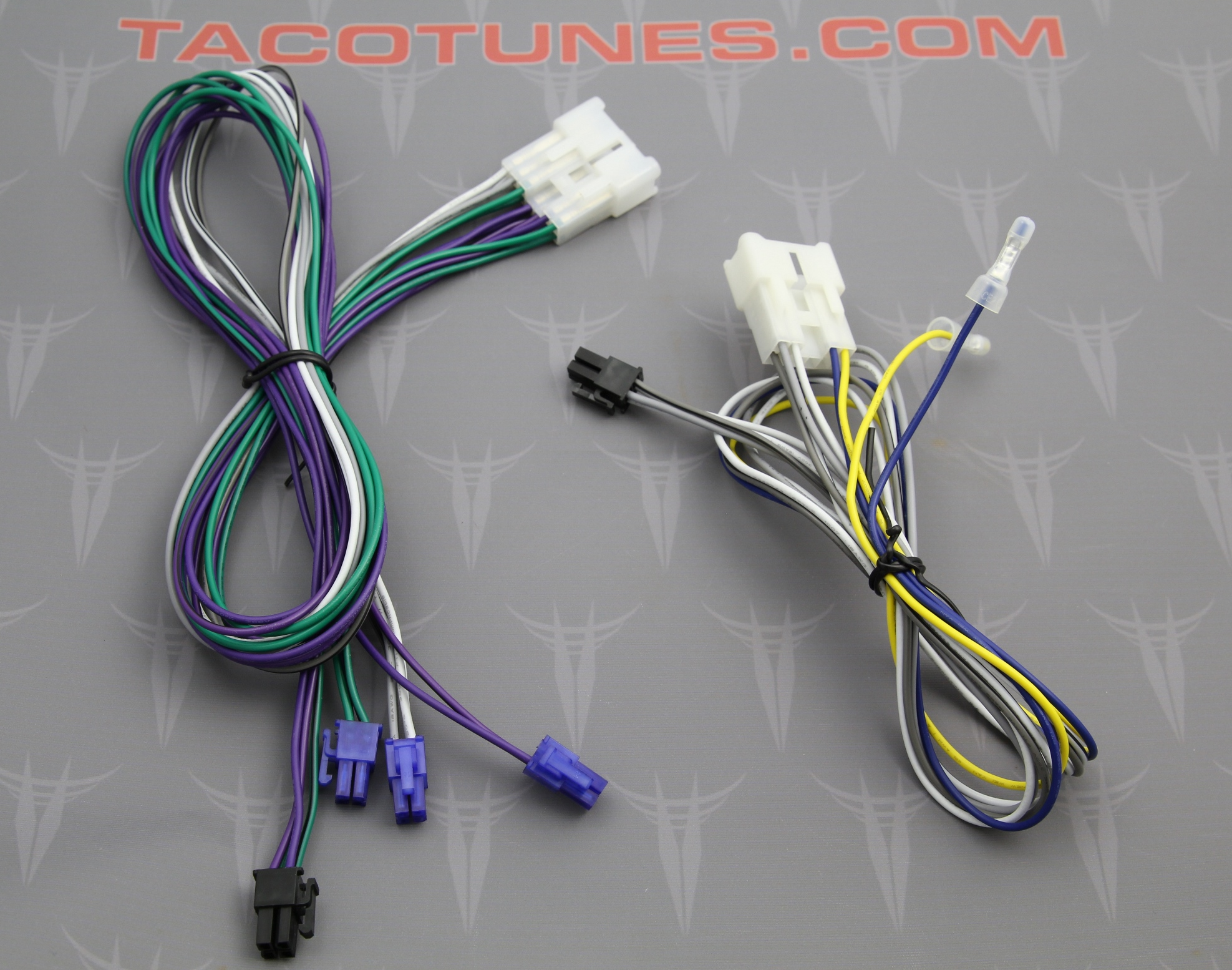 Toyota Tundra Stock Amplifier Wire Harness Adapter Kit 2014 tundra stock amplifier harness interface adapter taco Toyota Stereo Wiring Diagram at mifinder.co