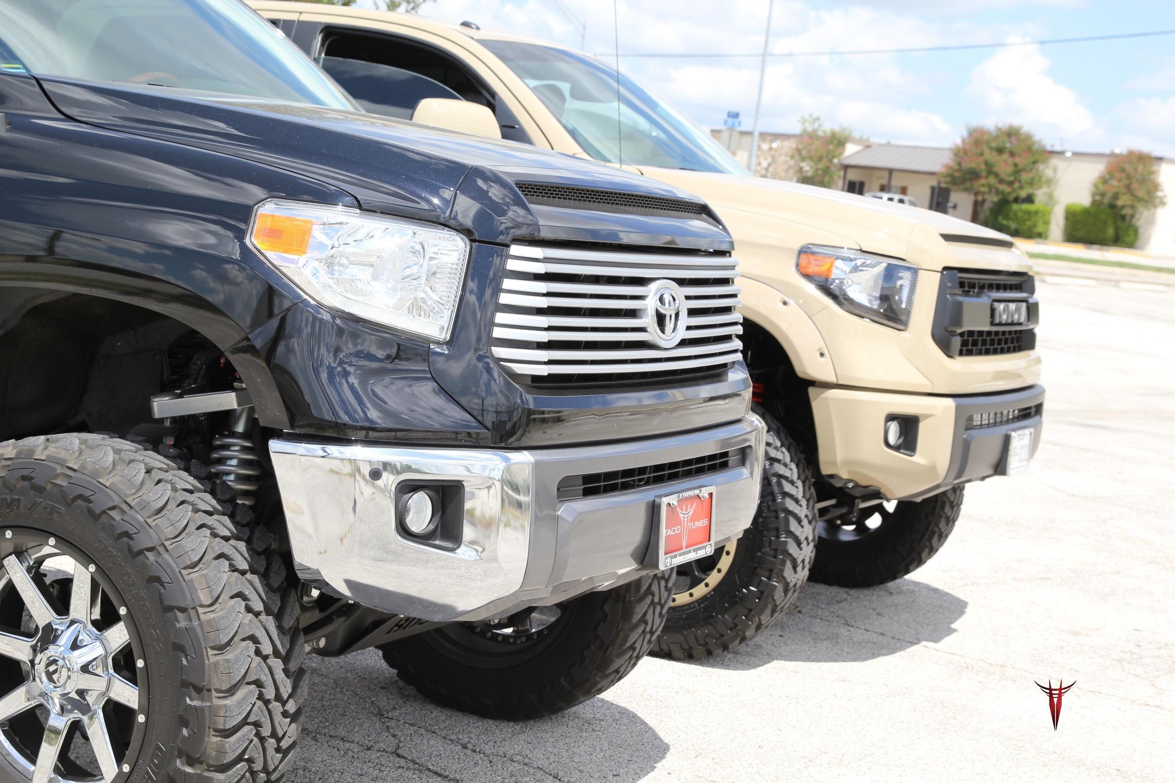 2016 Toyota Tundra Crewmax TRD Pro (19) - Taco Tunes - Toyota Audio Solutions