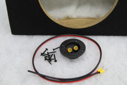 Toyota Tacoma Subwoofer Terminal Cup Kit