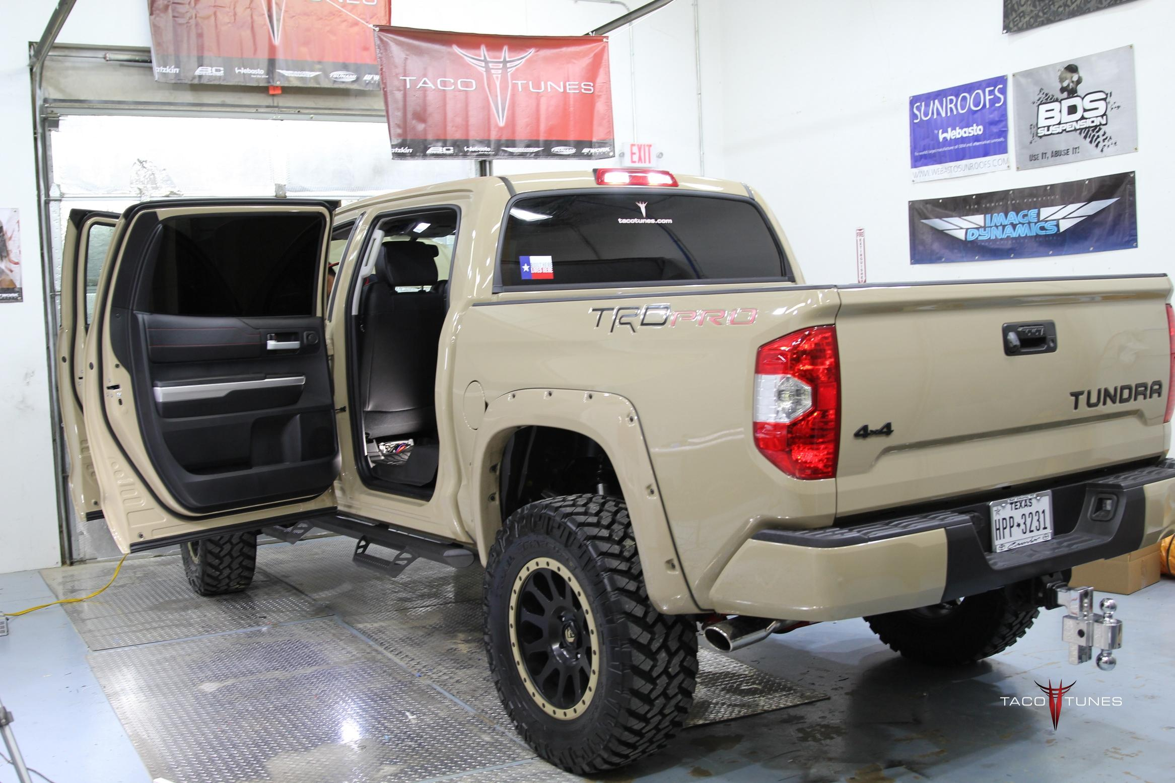 2014 Toyota Tundra Sq1 Turnkey Packaged System