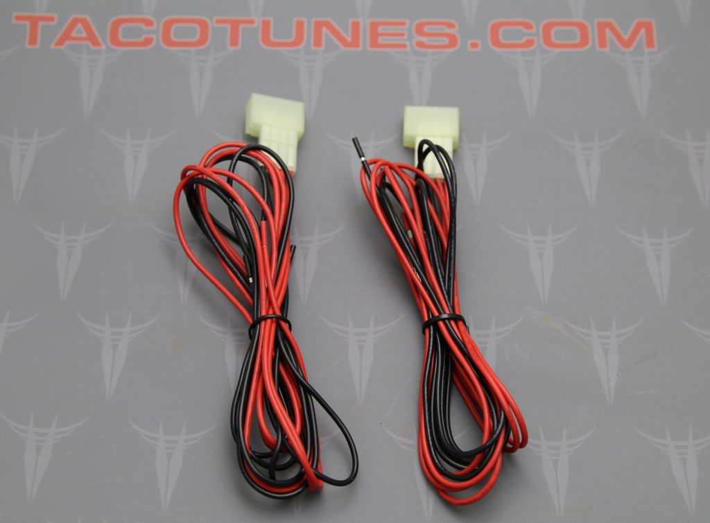 Wiring Harness For Toyota : Toyota runner tweeter speaker wiring harness