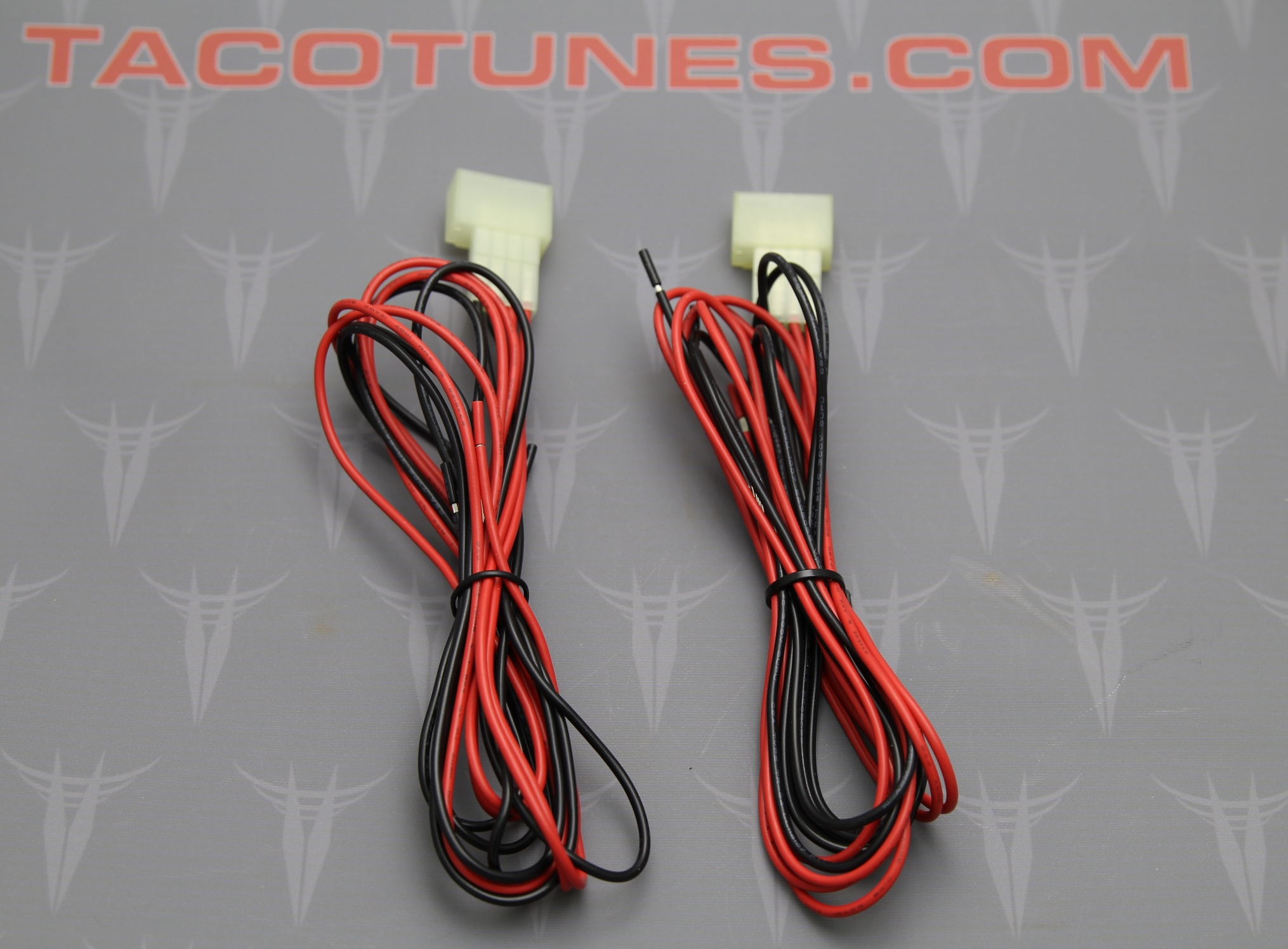 Toyota 4Runner Tweeter Wire Harness Adapter connectors 4 2010 2017 toyota 4runner tweeter speaker wiring harness adapter toyota wire harness connectors at gsmx.co