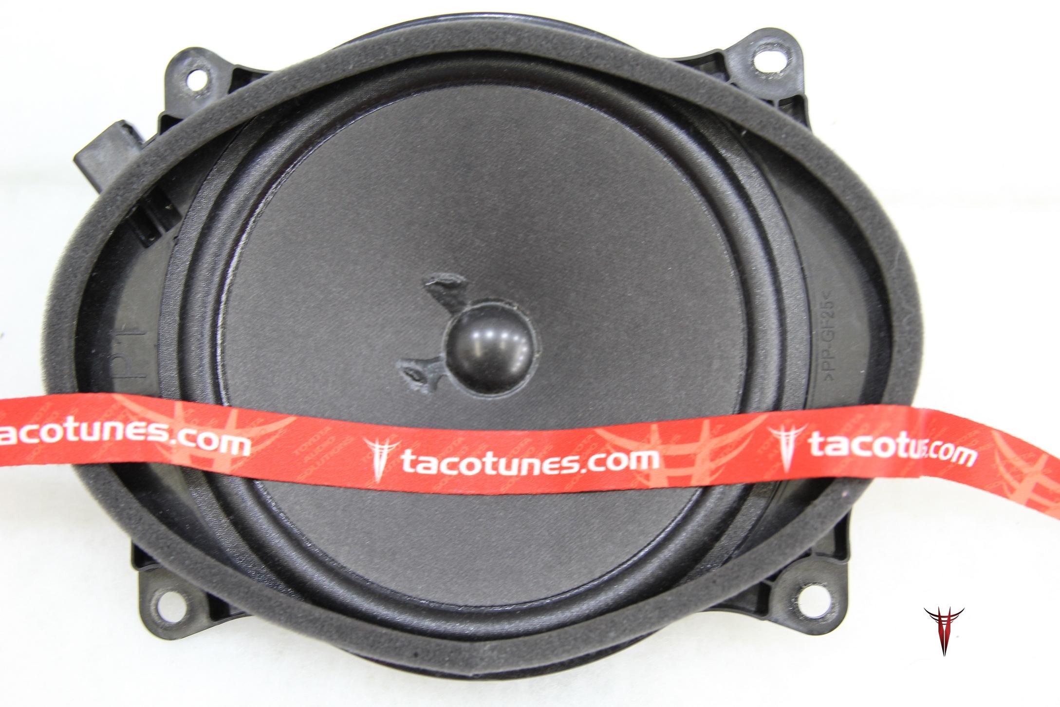 toyota camry rear dash speaker part number 86160 06450. Black Bedroom Furniture Sets. Home Design Ideas