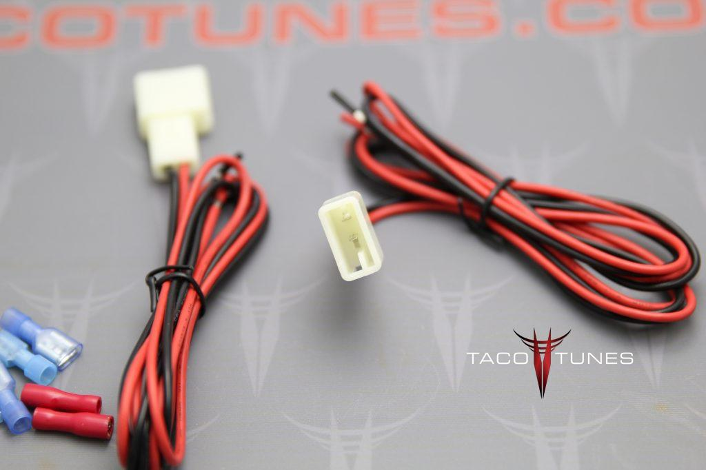 Toyota Corolla Aftermarket Speaker Harness Adapter