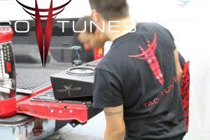 Toyota Tundra CrewMax Complete Audio System Upgrade El Paso TX