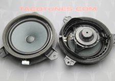 2005 - 2015 Toyota Tacoma Rear Door Speakers