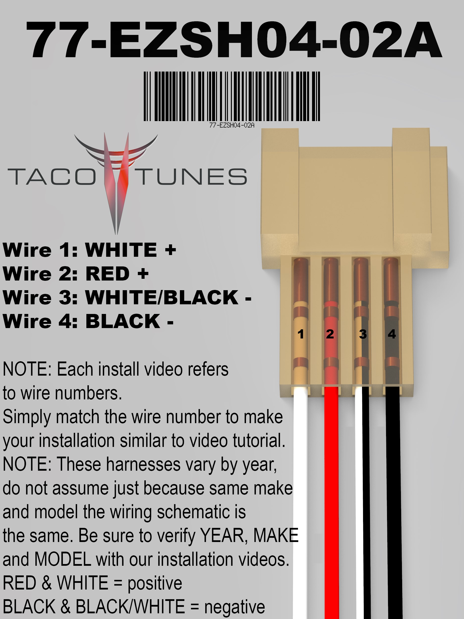 Trailer Wiring Harness For Toyota Tacoma Library 2016 Tweeter Wire Adapters Rh Tacotunes Com