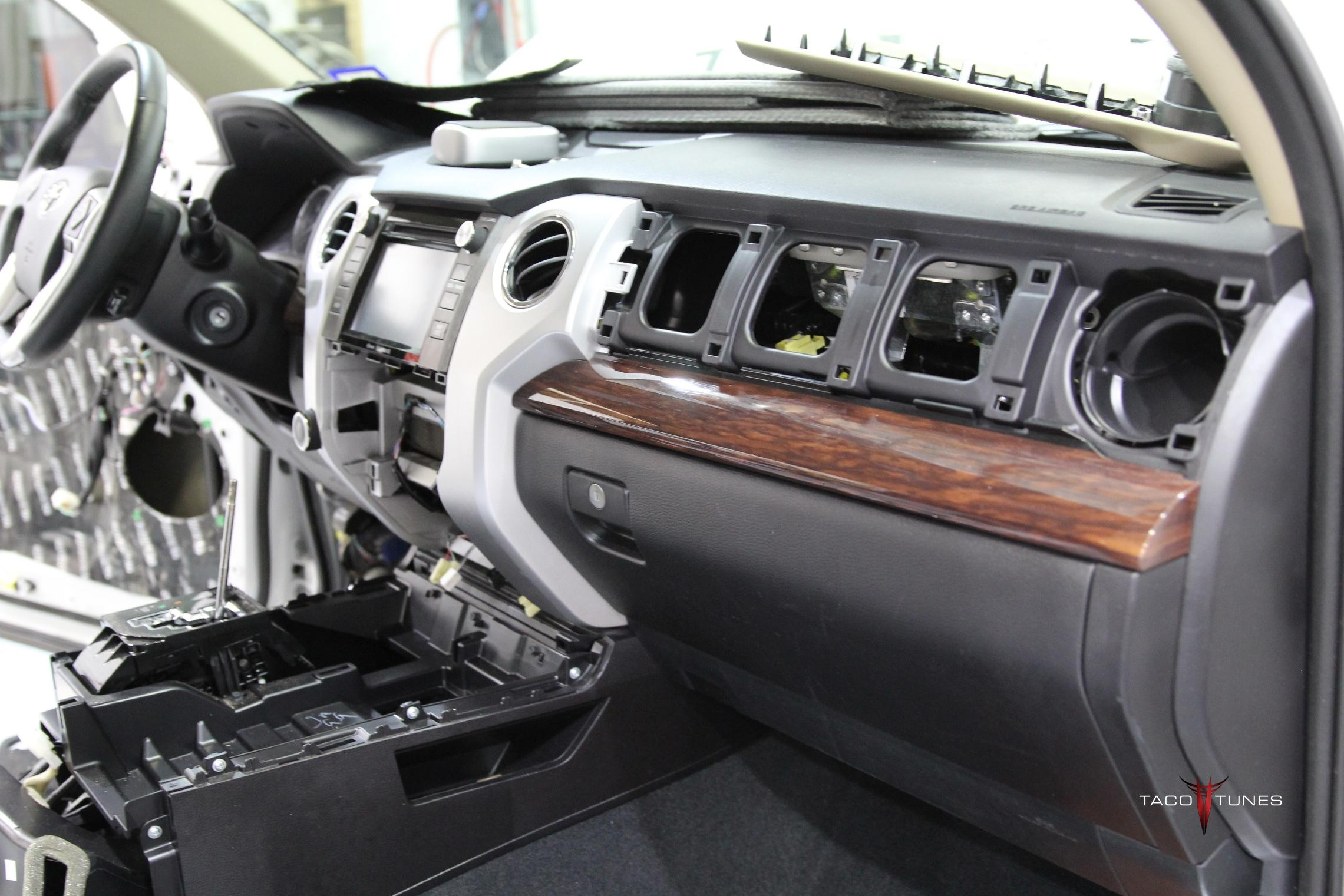 jons 2015 toyota tundra crewmax limited audio system upgrade austin tx 21 taco tunes. Black Bedroom Furniture Sets. Home Design Ideas
