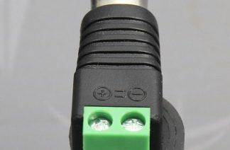 Speaker wire to RCA Converter
