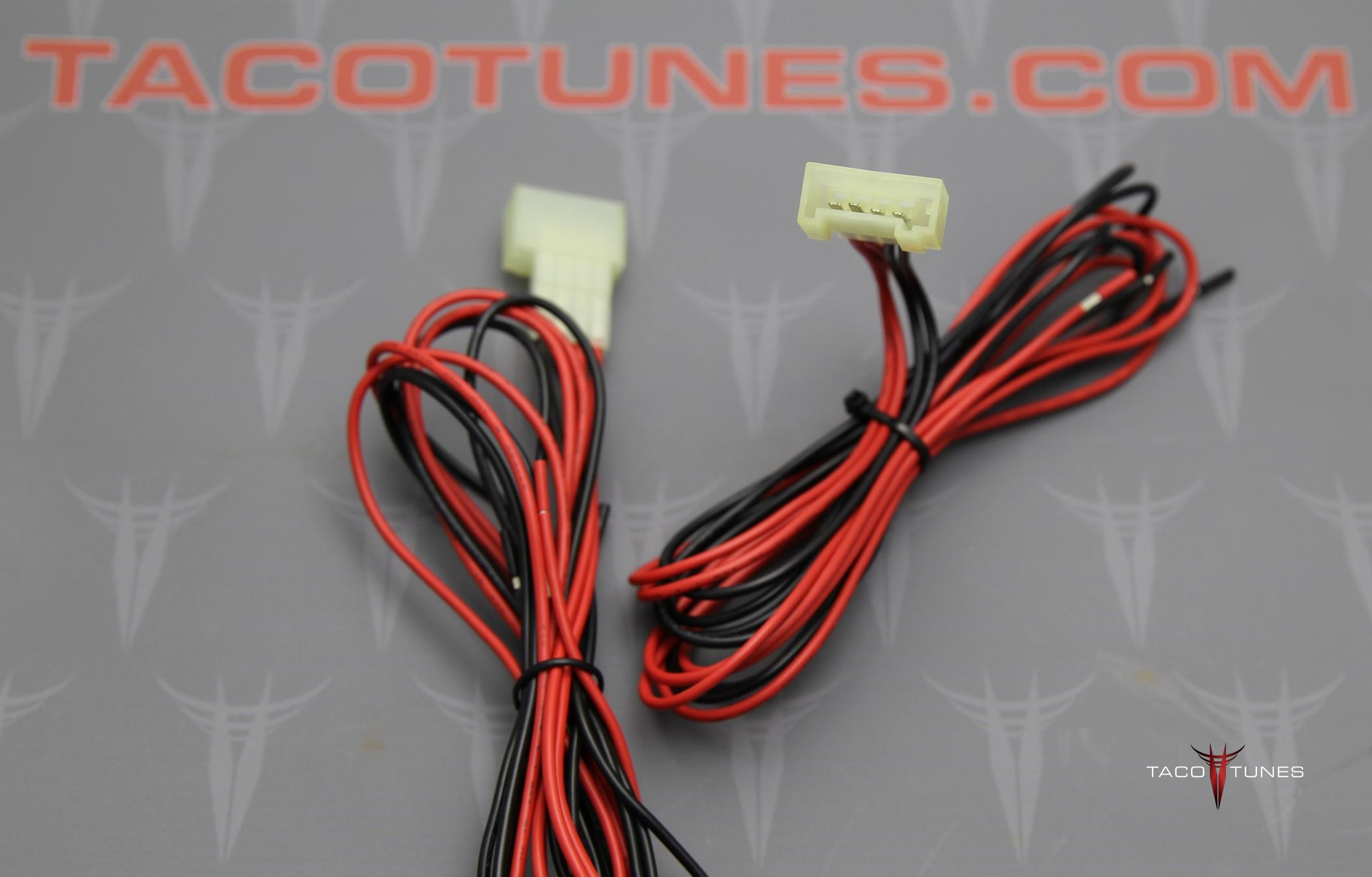 Toyota Camry Tweeter Wire Harness Adapter Dash speaker 3 2007 2011 toyota camry tweeter wire harness adapters 2011 camry wiring harness at edmiracle.co