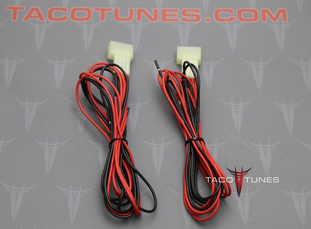 2009 2019 Toyota Corolla Tweeter Wire Harness Adapters