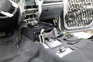 Toyota Tundra TRD PRO Stereo System Install