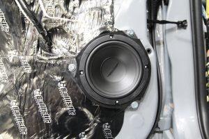 Toyota Tundra TRD Pro CrewMax Rear Door Component Speakers