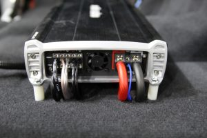 Toyota Tundra 5 Channel Amp fits under seat