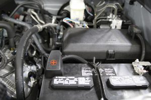 2017 Toyota Tundra TRD Pro CrewMax amplifier power wire