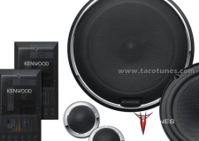 Kenwood KFC-X1730P Component Speakers Toyota 4Runner