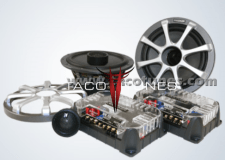 Kicker RS652 Component Speakers Toyota FJ Cruiser