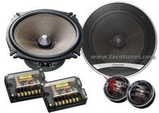 Pioneer TS-D1720C Component Speakers Toyota 4Runner