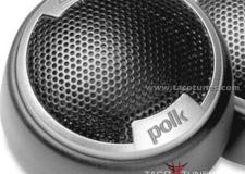 Polk Audio DB1001 Tweeters Toyota FJ Cruiser