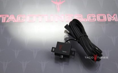 Toyota Tacoma add amp to stock stereo head unit