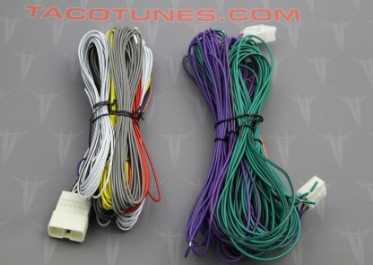 Toyota Corolla Plug and Play Wire Harnesses