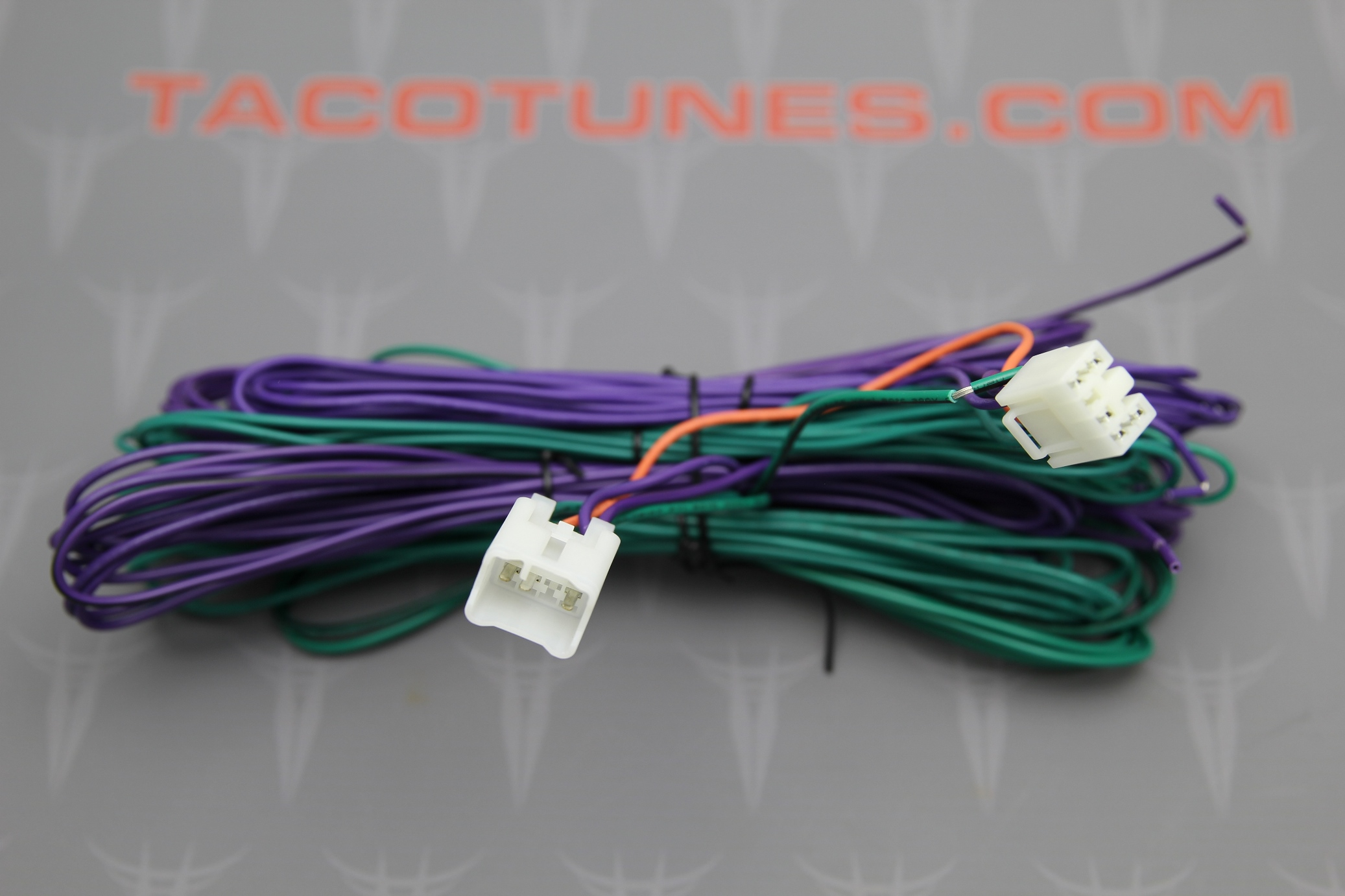 Toyota-FJ-Cruiser-Add-a-subwoofer-plug-and-play-harness Radio Wiring Diagram For Toyota Camry on