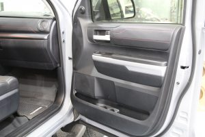 Toyota Tundra TRD Pro Cement Interior Photos