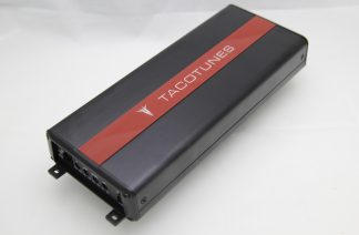 tacotunes txd10001 plug and play subwoofer amplifier