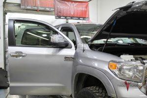 Chad's Toyota Tundra Audio Makeover