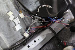 Tundra JBL Harness Repair Process
