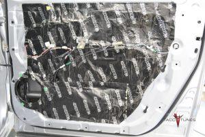 Toyota Tundra Matting and Sound Deadner