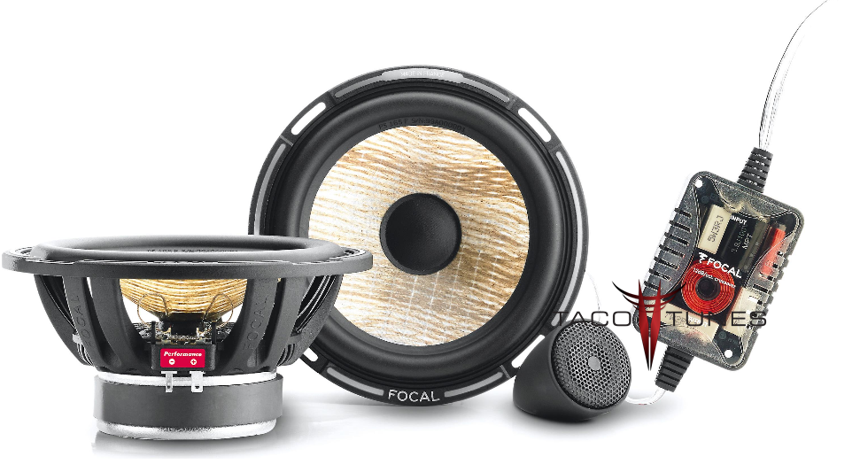Focal Performance Ps 165f Component Speakers