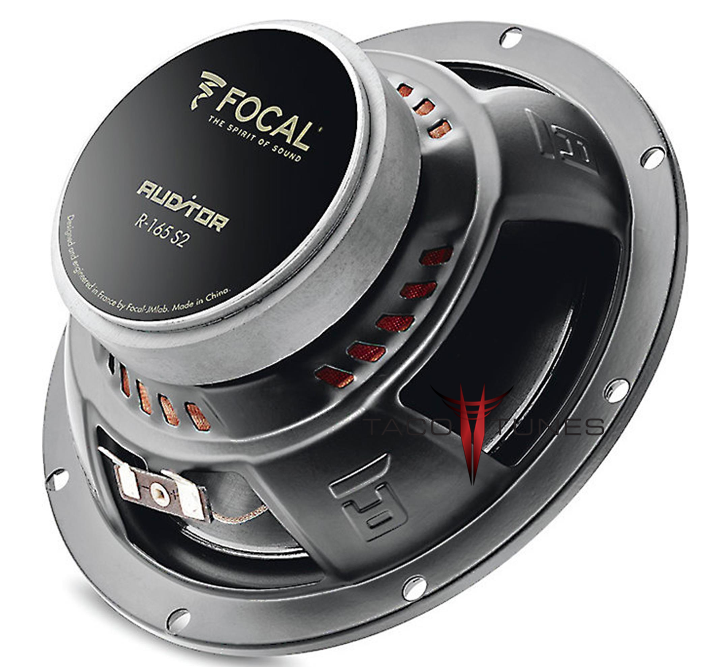 Focal Performance R-165S2 Component Speakers Toyota Tacoma