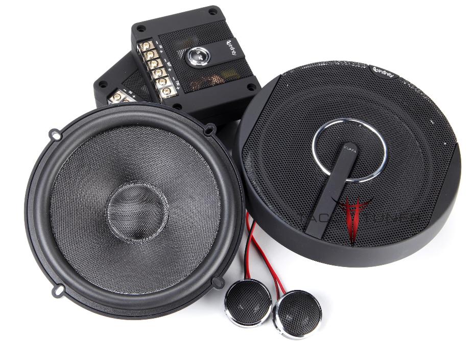 InfiInfinity Kappa 60.11cs Component Speakers - Toyota Tundra