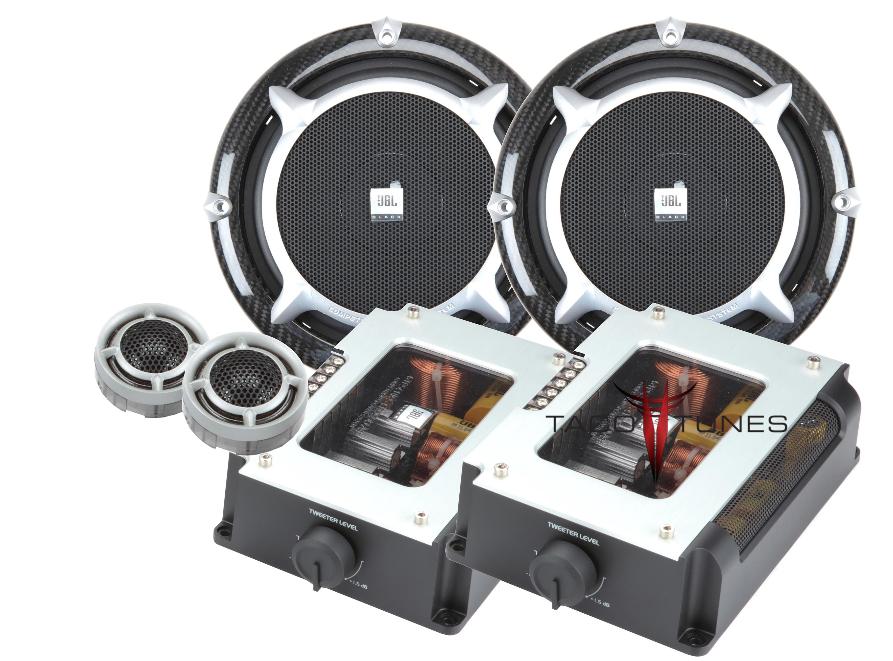 JBL 670GTi Component Speakers  Toyota Tundra