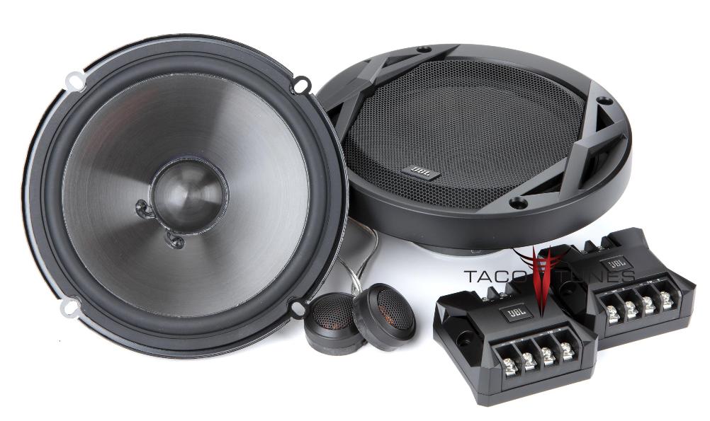 JBL Club 6500C Component Speakers  Toyota Tundra