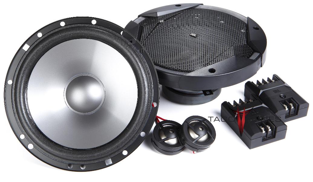 JBL GT7-6C Component Speakers  Toyota Tundra