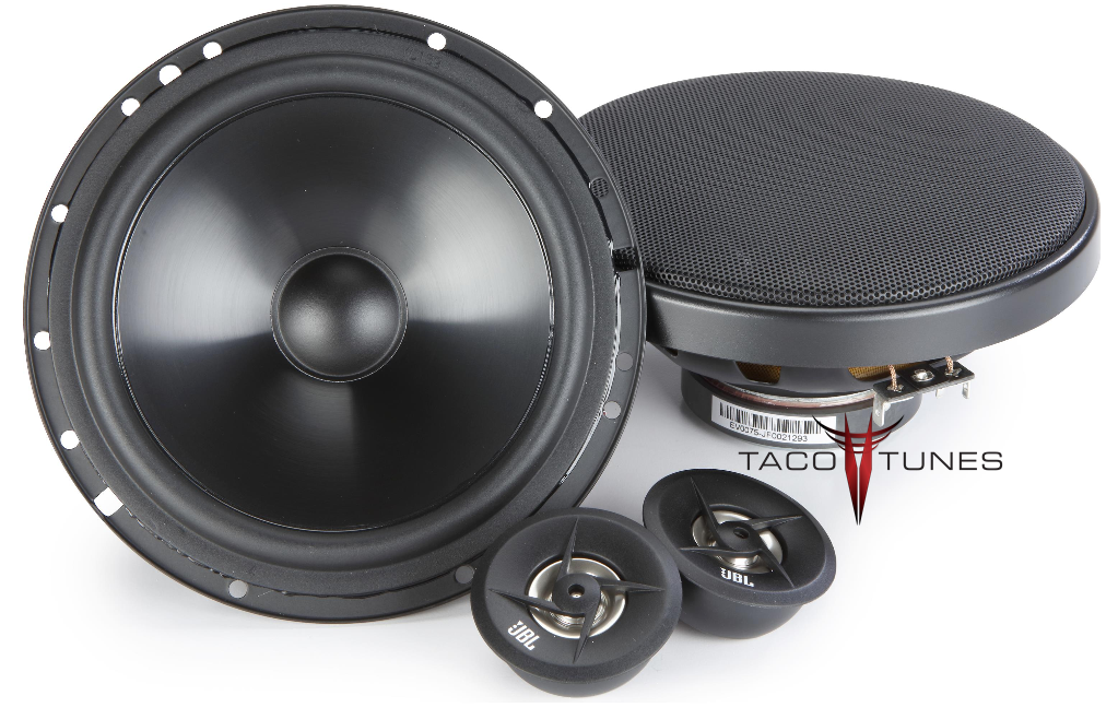 JBL Stage 600C Component Speakers  Toyota Tundra