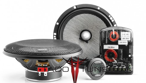 Focal Performance R-165S2 Component Speakers Toyota Camry