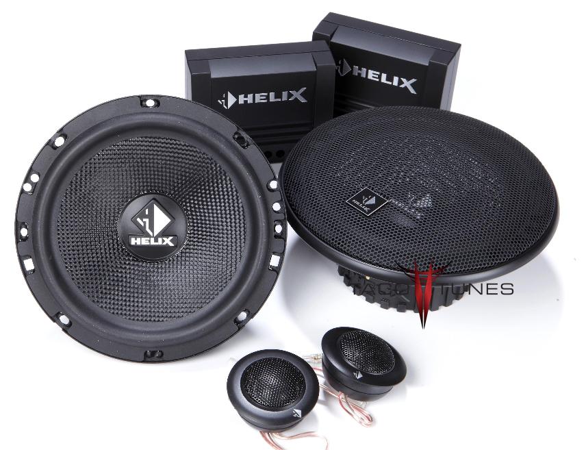 Helix Esprit E62C Component Speakers Toyota Camry