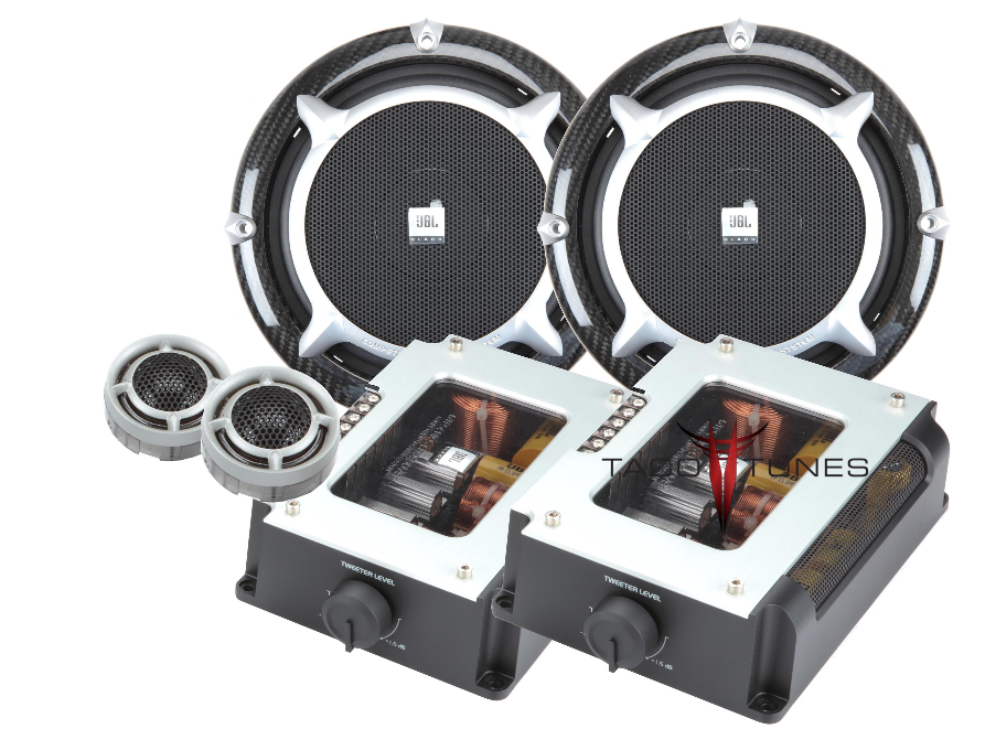 JBL 670GTi Component Speakers Toyota Camry