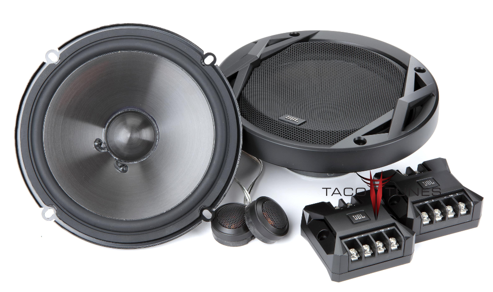 JBL Club 6500C Component Speakers Toyota Camry