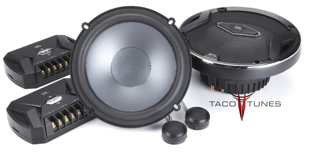 JBL GTO609C Component Speakers Toyota Camry