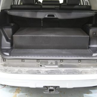 Toyota 4Runner Subwoofer Enclosure