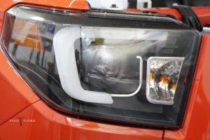 Toyota Tundra CrewMax Red McCombs Audio Upgrade
