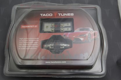 TXD OFC Amp Install Kit