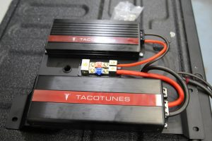 Toyota Tundra CrewMax Sail Plug and Play Amplifier Installation