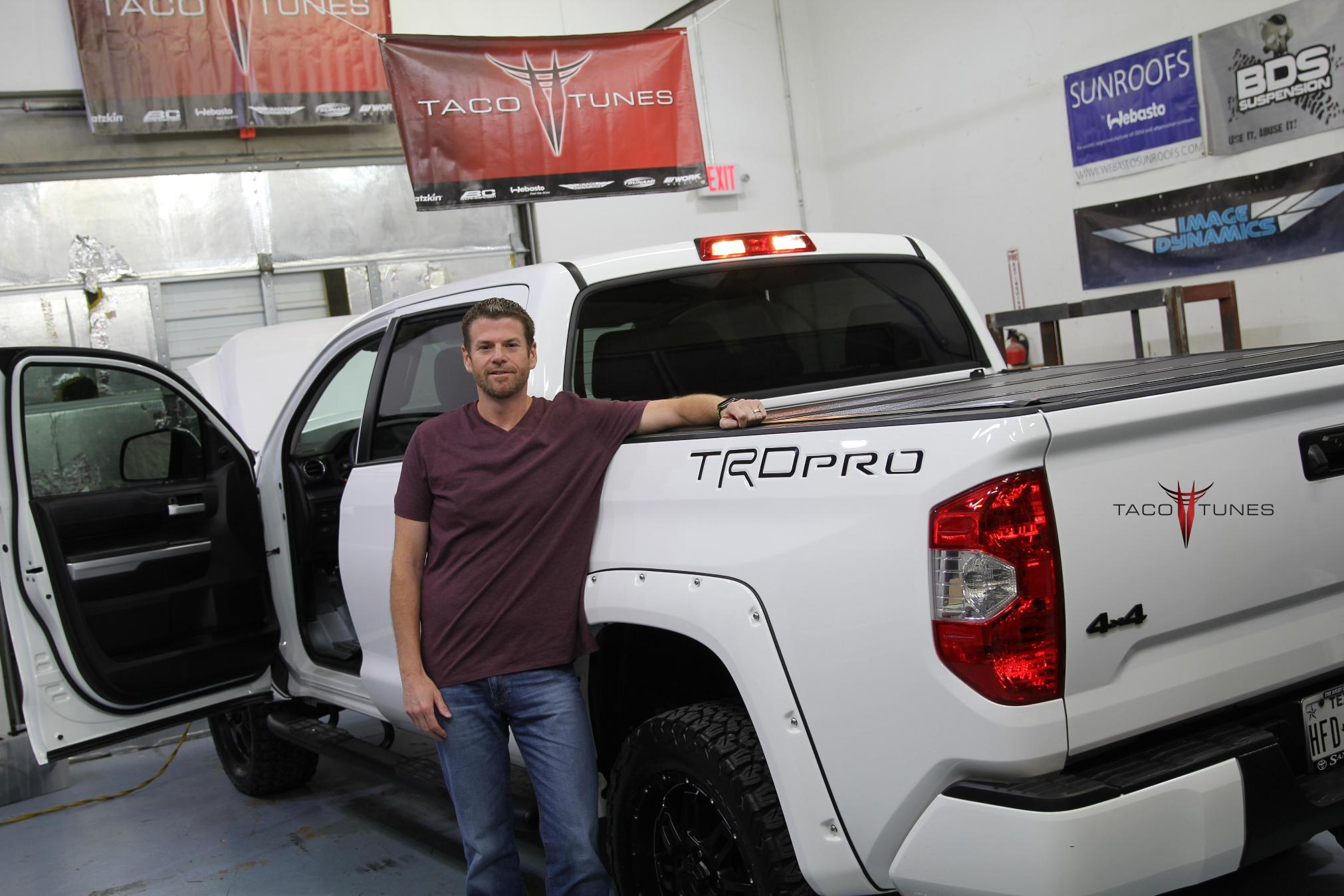 Brian S System 2016 Toyota Tundra Crewmax Trd Pro System 1b Audio System Upgrade